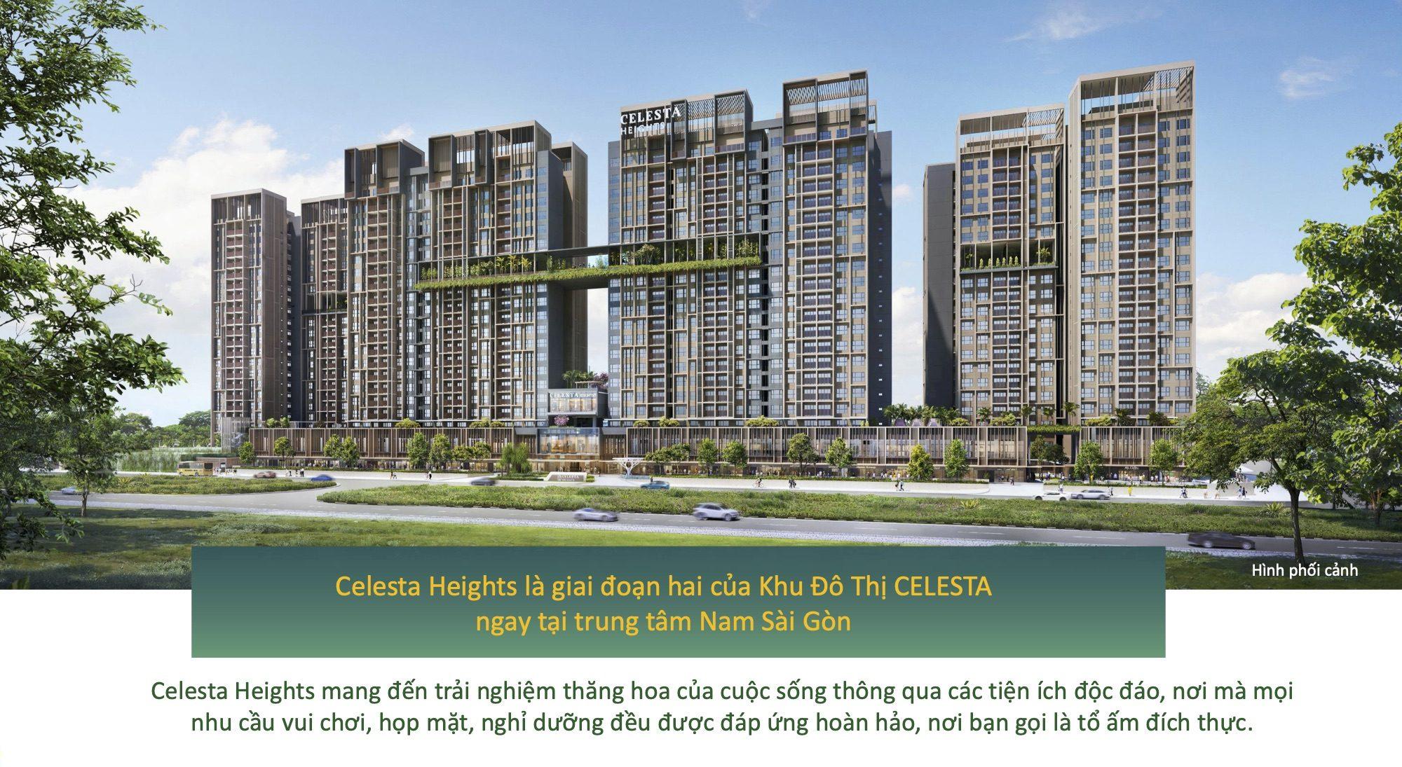dự án celesta rise